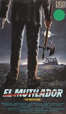 The Mutilator - Spanish VHS cover (xs thumbnail)