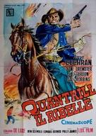 Quantrill's Raiders - Italian Movie Poster (xs thumbnail)