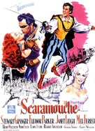 Scaramouche - French Movie Poster (xs thumbnail)