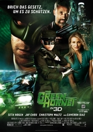The Green Hornet - German Movie Poster (xs thumbnail)