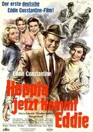 Hoppla, jetzt kommt Eddie - German Movie Poster (xs thumbnail)