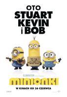 Minions - Polish Movie Poster (xs thumbnail)