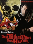 Cry of the Banshee - German Movie Poster (xs thumbnail)
