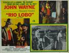Rio Lobo - Mexican Movie Poster (xs thumbnail)