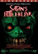 Satan's Little Helper - Australian DVD movie cover (xs thumbnail)