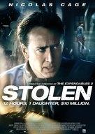 Stolen - Dutch Movie Poster (xs thumbnail)