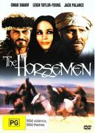 The Horsemen - Australian DVD cover (xs thumbnail)