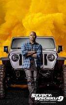Fast & Furious 9 - Polish Movie Poster (xs thumbnail)