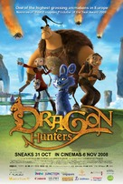 Chasseurs de dragons - Singaporean Movie Poster (xs thumbnail)