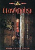 Clownhouse - DVD cover (xs thumbnail)