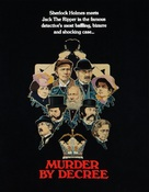 Murder by Decree - Movie Poster (xs thumbnail)