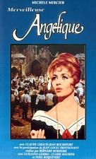 Merveilleuse Angélique - French Movie Cover (xs thumbnail)