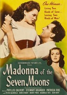 Madonna of the Seven Moons - British Movie Poster (xs thumbnail)