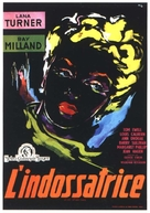A Life of Her Own - Italian Movie Poster (xs thumbnail)