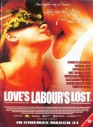 Love's Labour's Lost - Movie Poster (xs thumbnail)