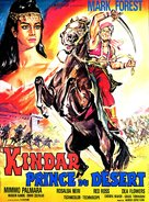 Kindar l'invulnerabile - French Movie Poster (xs thumbnail)