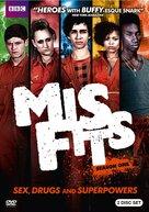 """Misfits"" - DVD cover (xs thumbnail)"