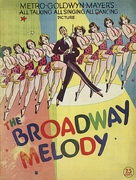 The Broadway Melody - Movie Poster (xs thumbnail)