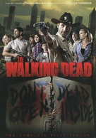 """The Walking Dead"" - Thai DVD cover (xs thumbnail)"