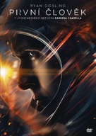 First Man - Czech DVD cover (xs thumbnail)