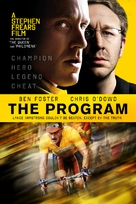 The Program - Movie Cover (xs thumbnail)
