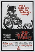 The Great Escape - Australian Movie Poster (xs thumbnail)