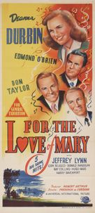 For the Love of Mary - Australian Movie Poster (xs thumbnail)