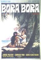 Bora Bora - Italian Movie Poster (xs thumbnail)