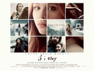 If I Stay - British Movie Poster (xs thumbnail)