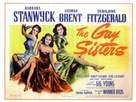 The Gay Sisters - Movie Poster (xs thumbnail)