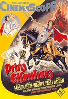 Prince Valiant - German Movie Poster (xs thumbnail)