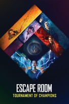 Escape Room: Tournament of Champions - Movie Cover (xs thumbnail)