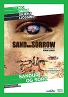 Sand and Sorrow - Icelandic poster (xs thumbnail)