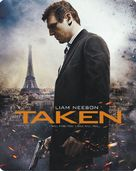 Taken - British Movie Cover (xs thumbnail)