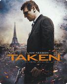 Taken - British Movie Cover (xs thumbnail)