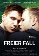 Freier Fall - German Movie Poster (xs thumbnail)
