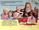Harry and the Hendersons - British Movie Poster (xs thumbnail)