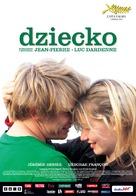 L'enfant - Polish Movie Poster (xs thumbnail)