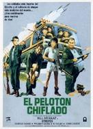 Stripes - Spanish Movie Poster (xs thumbnail)