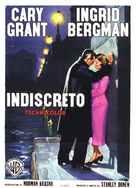 Indiscreet - Italian Movie Poster (xs thumbnail)