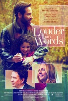 Louder Than Words - Movie Poster (xs thumbnail)