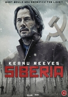 Siberia - Danish Movie Cover (xs thumbnail)