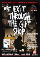 Exit Through the Gift Shop - Australian Video release poster (xs thumbnail)
