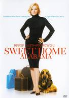 Sweet Home Alabama - DVD movie cover (xs thumbnail)