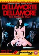 Dellamorte Dellamore - British DVD movie cover (xs thumbnail)
