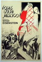¡Que Viva Mexico! - Da zdravstvuyet Meksika! - Mexican Movie Poster (xs thumbnail)