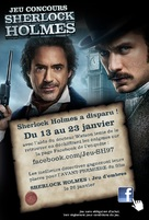 Sherlock Holmes: A Game of Shadows - French Movie Poster (xs thumbnail)