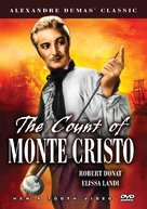 The Count of Monte Cristo - DVD cover (xs thumbnail)