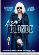 Atomic Blonde - DVD movie cover (xs thumbnail)