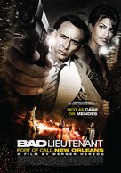 The Bad Lieutenant: Port of Call - New Orleans - Movie Poster (xs thumbnail)
